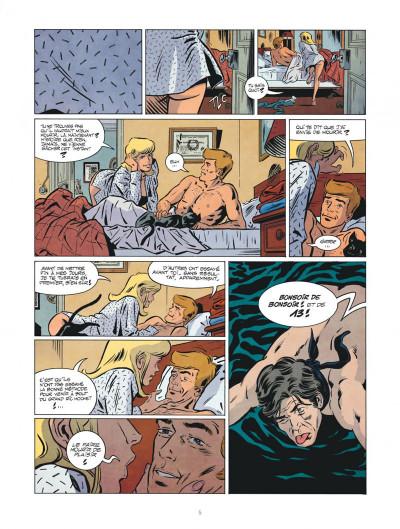 Page 4 Les nouvelles enquêtes de Ric Hochet tome 3