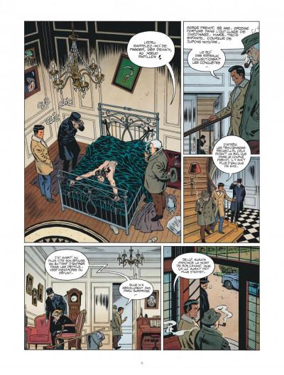 Page 6 Les nouvelles enquêtes de Ric Hochet tome 3