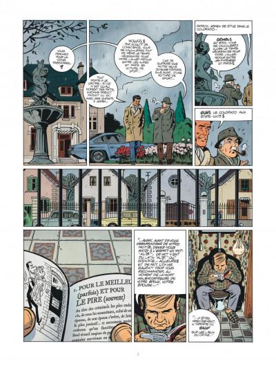 Page 7 Les nouvelles enquêtes de Ric Hochet tome 3