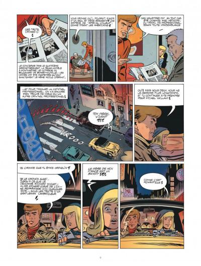 Page 9 Les nouvelles enquêtes de Ric Hochet tome 3