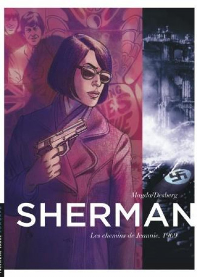Couverture Sherman tome 8