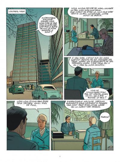 Page 6 Sherman tome 8