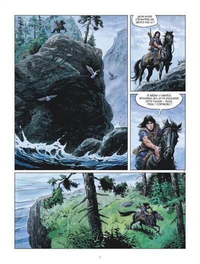 Page 3 Les mondes de Thorgal - la jeunesse de Thorgal tome 5 - Slive