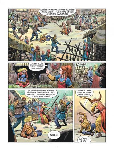 Page 4 Les mondes de Thorgal - la jeunesse de Thorgal tome 5 - Slive