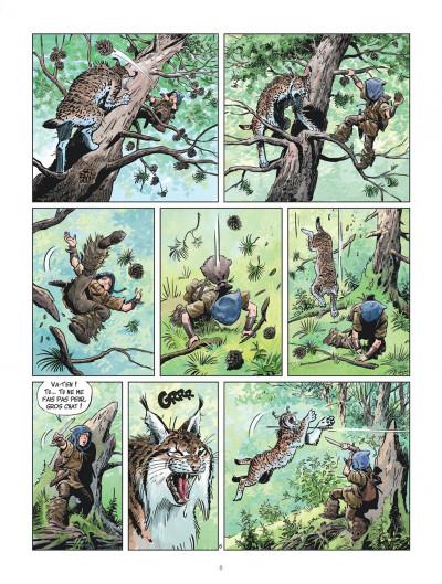 Page 8 Les mondes de Thorgal - la jeunesse de Thorgal tome 5 - Slive