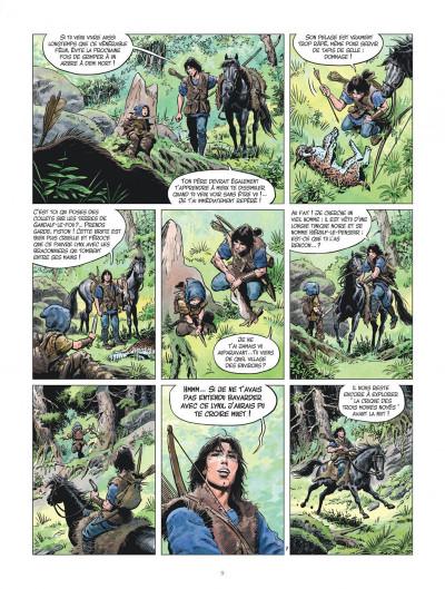 Page 9 Les mondes de Thorgal - la jeunesse de Thorgal tome 5 - Slive