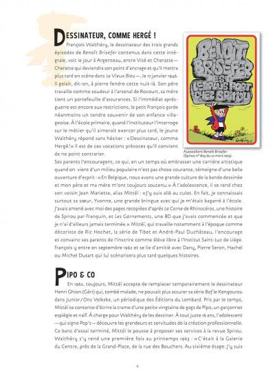 Page 6 Benoit Brisefer - intégrale tome 2