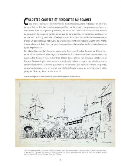 Page 8 Benoit Brisefer - intégrale tome 2