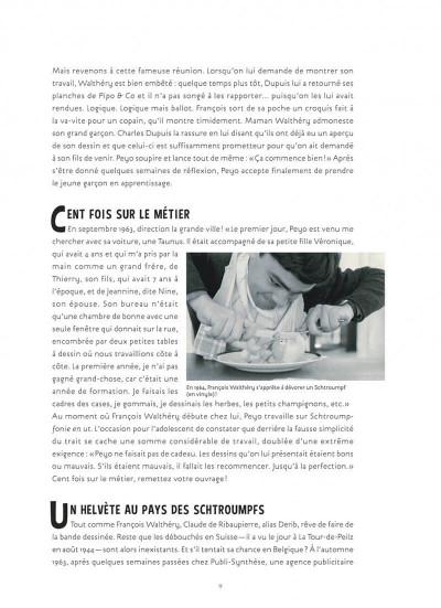 Page 9 Benoit Brisefer - intégrale tome 2