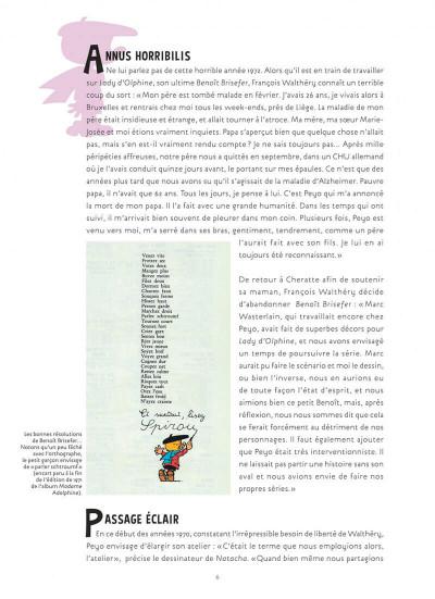 Page 6 Benoît Brisefer - intégrale tome 3