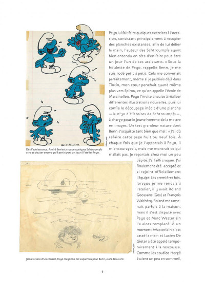 Page 8 Benoît Brisefer - intégrale tome 3