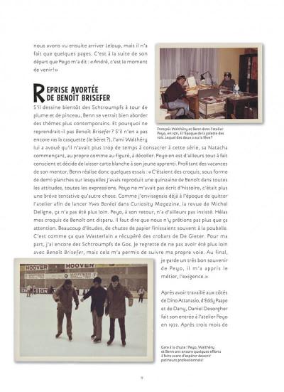 Page 9 Benoît Brisefer - intégrale tome 3