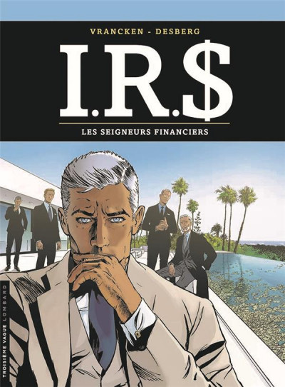 Couverture I.R.$ tome 19