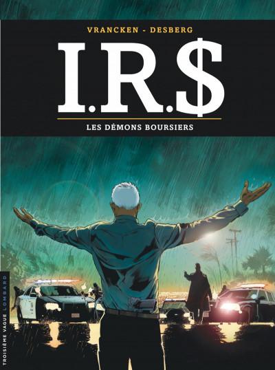 Couverture I.R.$ tome 20 + ex-libris offert