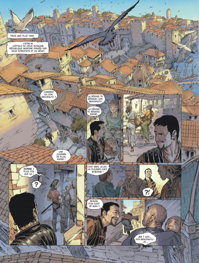 Page 5 Gagner la guerre tome 1