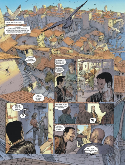 Page 6 Gagner la guerre tome 1