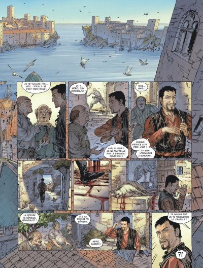 Page 7 Gagner la guerre tome 1