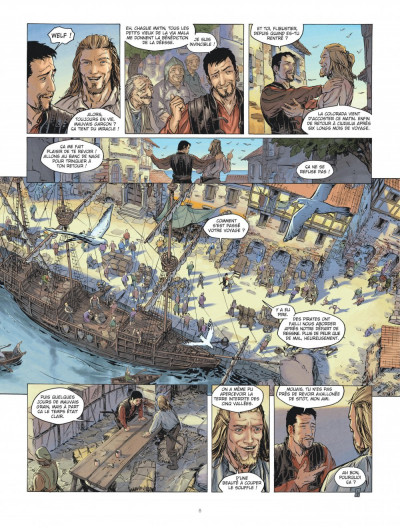 Page 8 Gagner la guerre tome 1