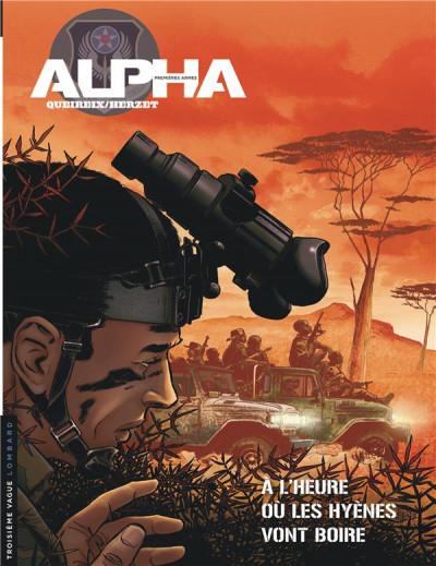 Couverture Alpha premières armes tome 5
