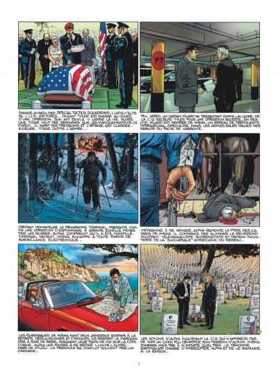 Page 2 Alpha premières armes tome 5