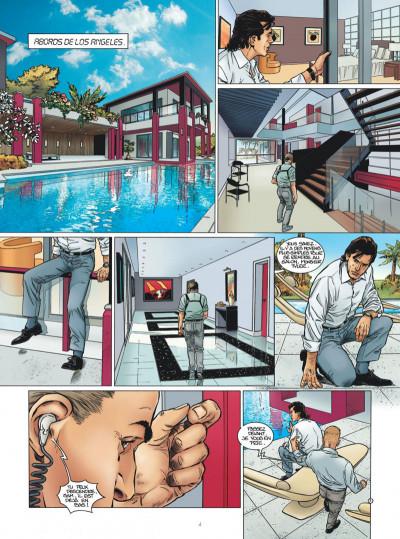 Page 3 Alpha premières armes tome 5