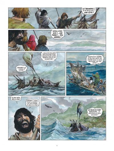 Page 6 Thorgal tome 36 - Aniel