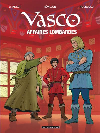 Couverture Vasco tome 29