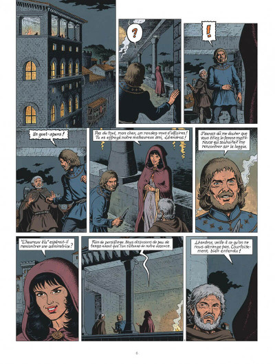 Page 6 Vasco tome 29