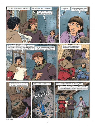 Page 9 Vasco tome 29