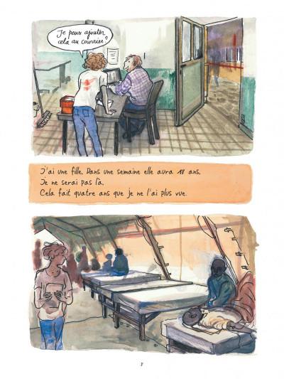 Page 8 Les deux vies de Pénélope