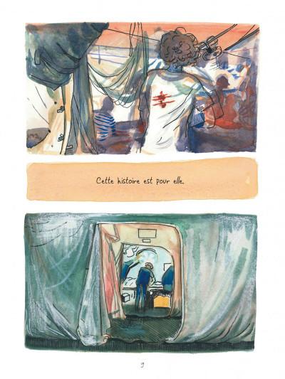 Page 9 Les deux vies de Pénélope