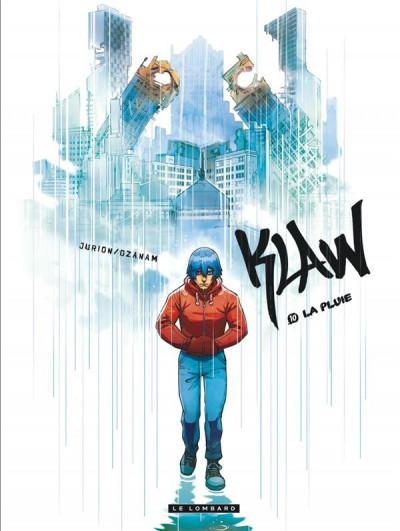 Couverture Klaw tome 10