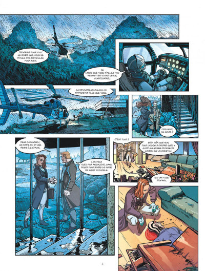 Page 3 Klaw tome 10