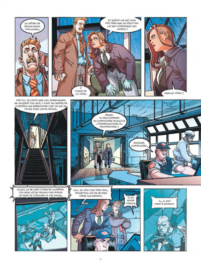 Page 4 Klaw tome 10