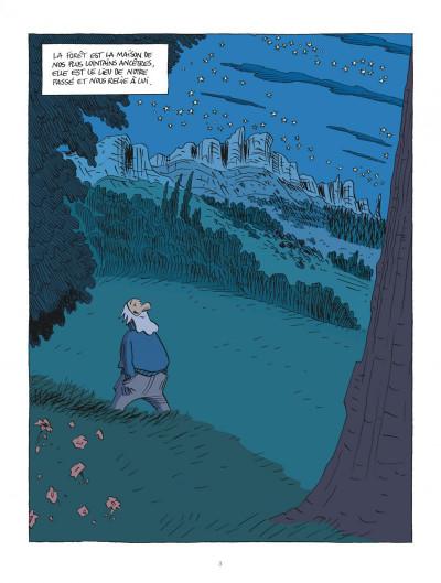 Page 3 Hubert Reeves nous explique tome 2 - La forêt