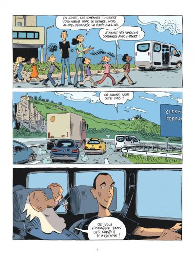 Page 5 Hubert Reeves nous explique tome 2 - La forêt
