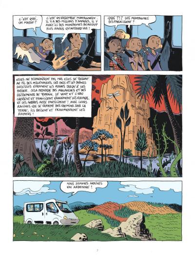 Page 7 Hubert Reeves nous explique tome 2 - La forêt