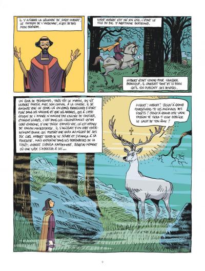 Page 9 Hubert Reeves nous explique tome 2 - La forêt