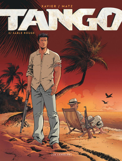Couverture Tango tome 2