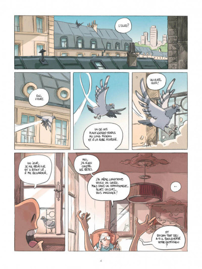 Page 4 De la nécessité d'avoir un ours chez soi