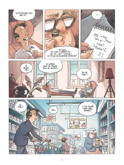 Page 5 De la nécessité d'avoir un ours chez soi