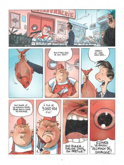 Page 6 De la nécessité d'avoir un ours chez soi