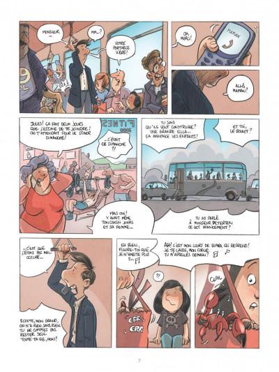 Page 7 De la nécessité d'avoir un ours chez soi