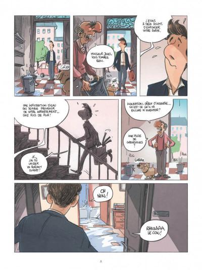 Page 8 De la nécessité d'avoir un ours chez soi