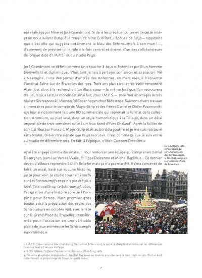 Page 7 Benoît Brisefer - intégrale tome 5