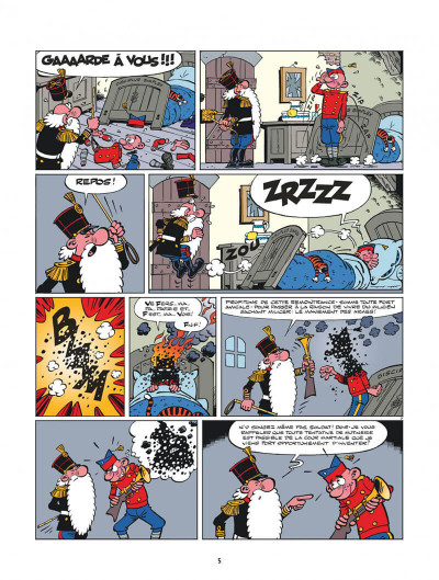Page 5 Léonard tome 49