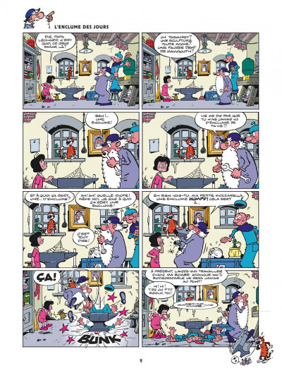 Page 9 Léonard tome 49