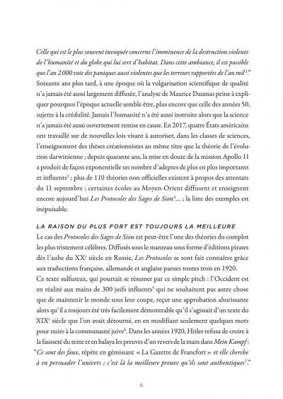 Page 5 La petite bédéthèque des savoirs tome 24 - Crédulité et rumeurs