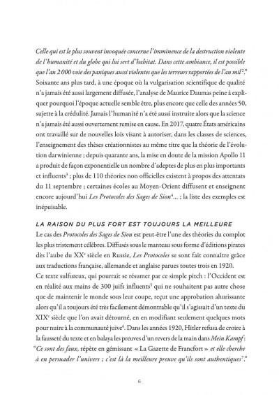 Page 6 La petite bédéthèque des savoirs tome 24 - Crédulité et rumeurs