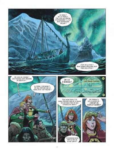 Page 2 Les mondes de Thorgal - La jeunesse de Thorgal tome 6